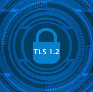 Enkel nog sterke versleuteling met TLS 1.2 sinds oktober 2018